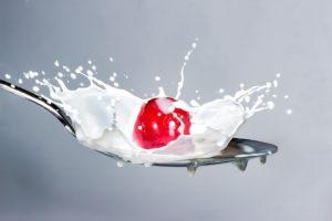 Splash of Cherry